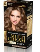 Tinte Capilar Multi Cream 33 Natural Blond