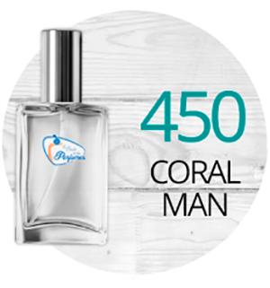 450 CORAL MAN