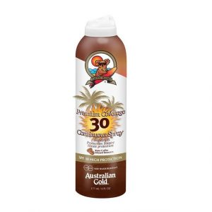 Premium Coverage SPF 30 Continuous Spray Bronzer Australian Gold