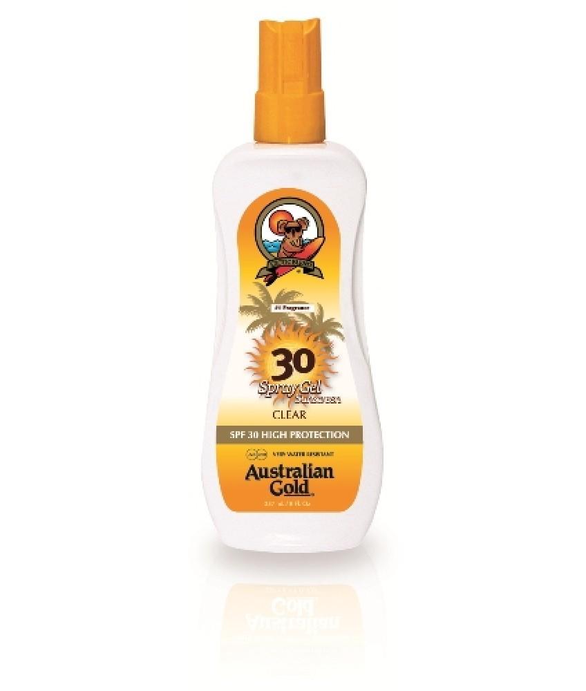 Crema SOLAR SPF 30 Spray Gel Australian Gold
