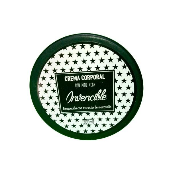 Crema Corporal Perfumada Invencible