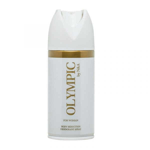 Desodorante perfumado spray OLYMPIC