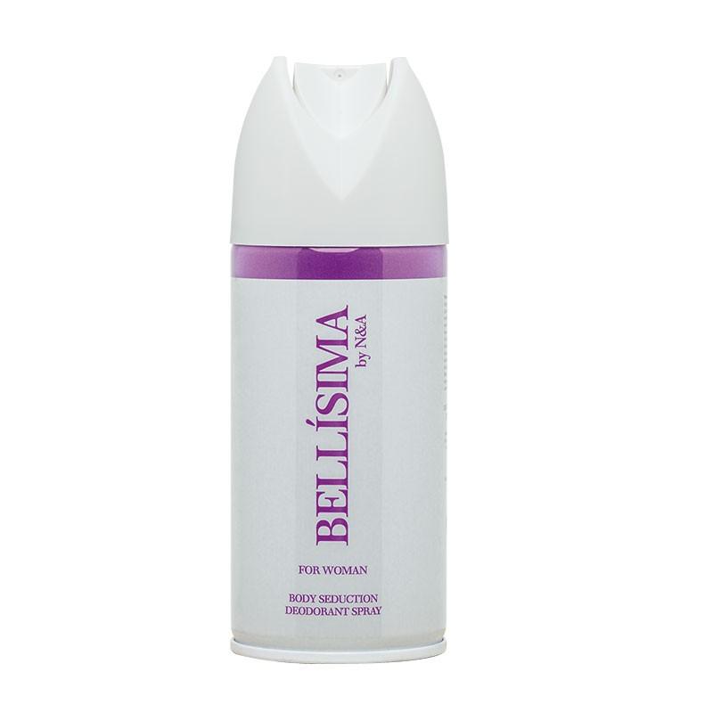 Desodorante perfumado spray BELLÍSIMA