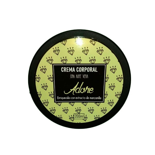 Crema Corporal Perfumada Adore