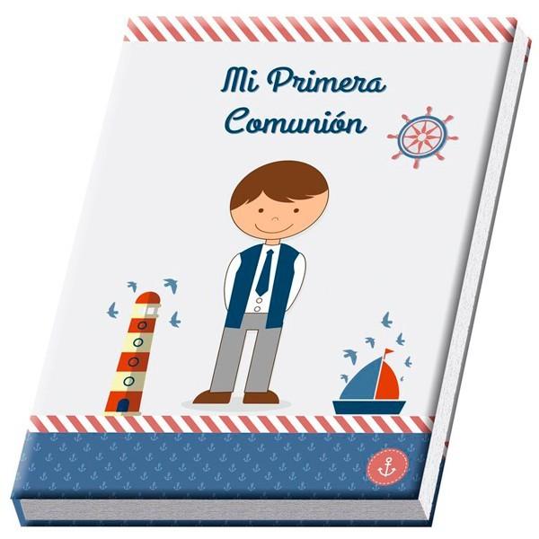 LIBRO DE COMUNION NIÑO