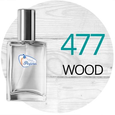 Wood Essence de Bulgary para hombre