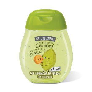 Gel limpiador de manos MELON